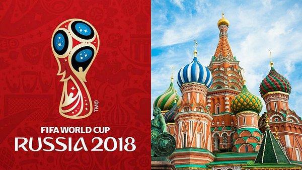 Copa mundial de fútbol - Rusia 2018 Rusia2018