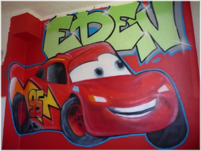 réalisation de fresque type graffiti _P1000219