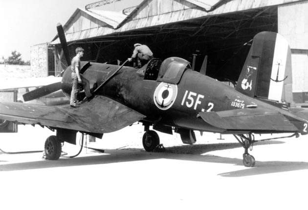 Vought F4U-5-Corsair [Revell 1/72] - Voilaaaa c'est finiiiiii (bis) !  Corsair05