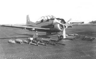 """North American T-28 """" Fennec """" Img3"""