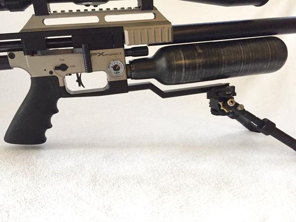 Ma petite dernière : FX Airguns Impact X 4