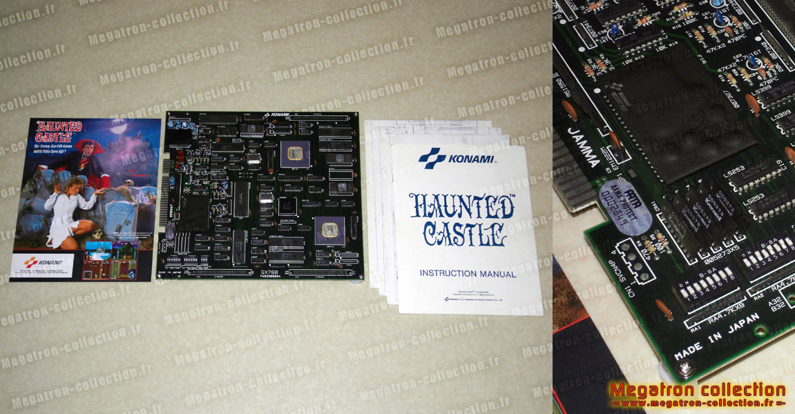 -= Megatron-collection.fr =- (Acte 1) Haunted_castle_arcade