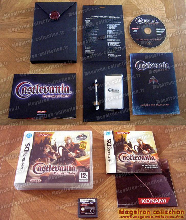 Megatron-collection - Part. 3 Castlevania_por