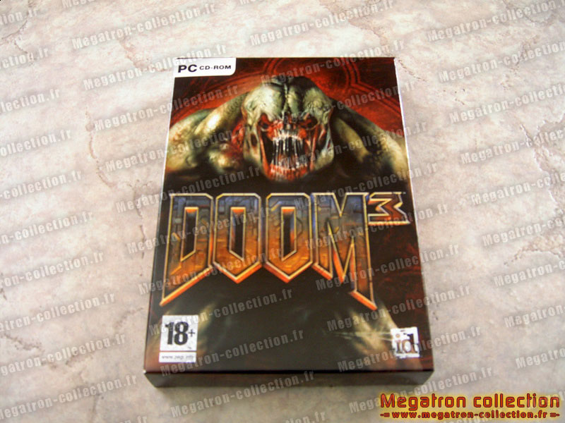 -= Megatron-collection.fr =- (Acte 1) Doom3