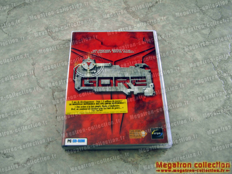 -= Megatron-collection.fr =- (Acte 1) Gore