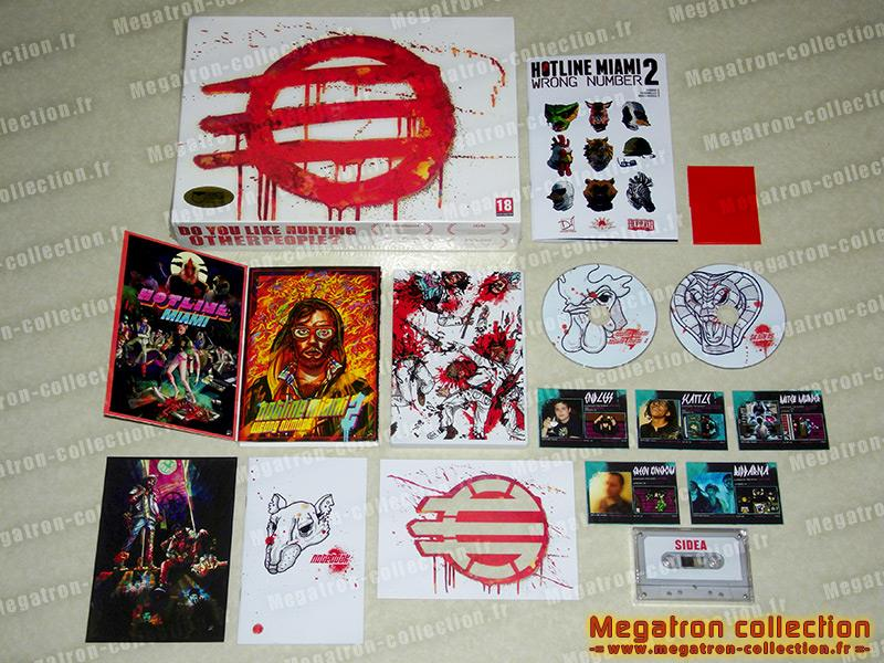 -= Megatron-collection.fr =- (Acte 1) Hotline-miami-1-2-collector