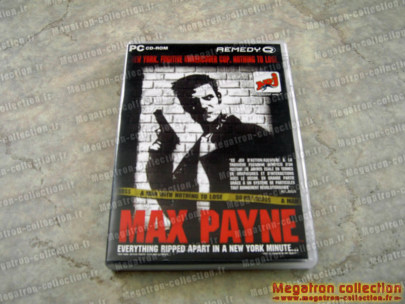 -= Megatron-collection.fr =- (Acte 1) Maxpayne