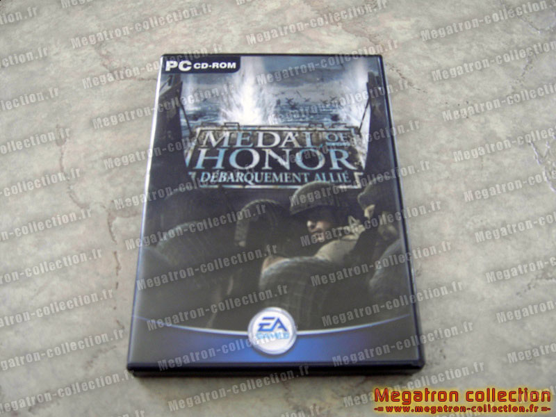 -= Megatron-collection.fr =- (Acte 1) Medalofhonor