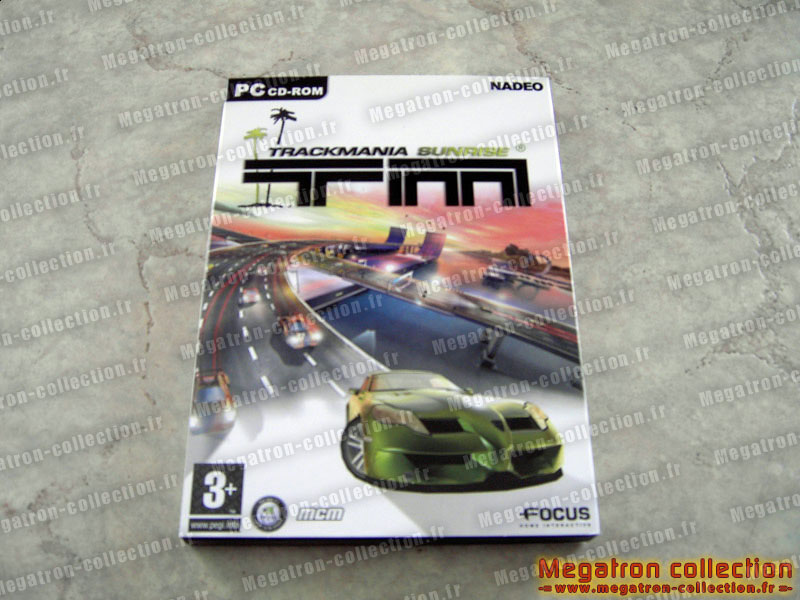 -= Megatron-collection.fr =- (Acte 1) Trackmaniasunrise