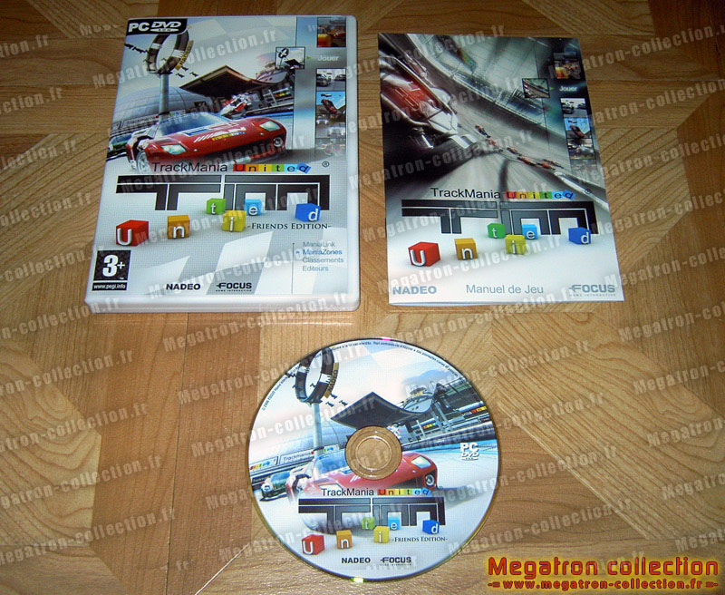 -= Megatron-collection.fr =- (Acte 1) Trackmaniaunited