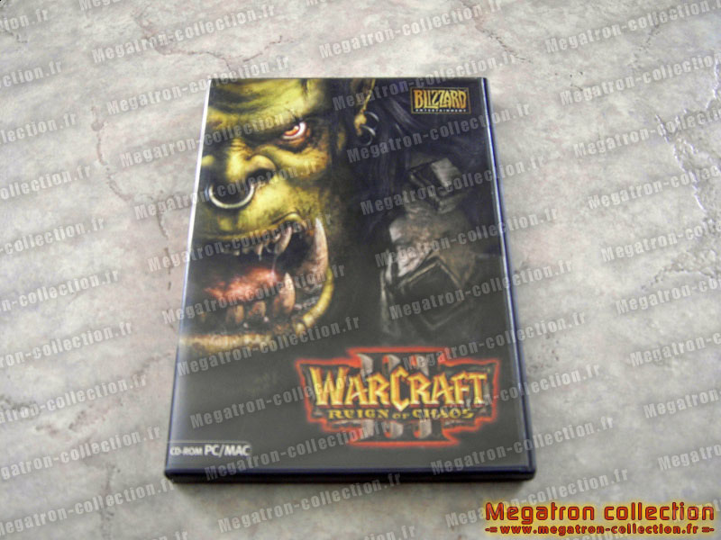 -= Megatron-collection.fr =- (Acte 1) Warcraft3