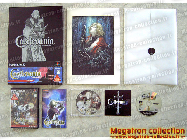 Megatron-collection - Part. 3 Castlevania01