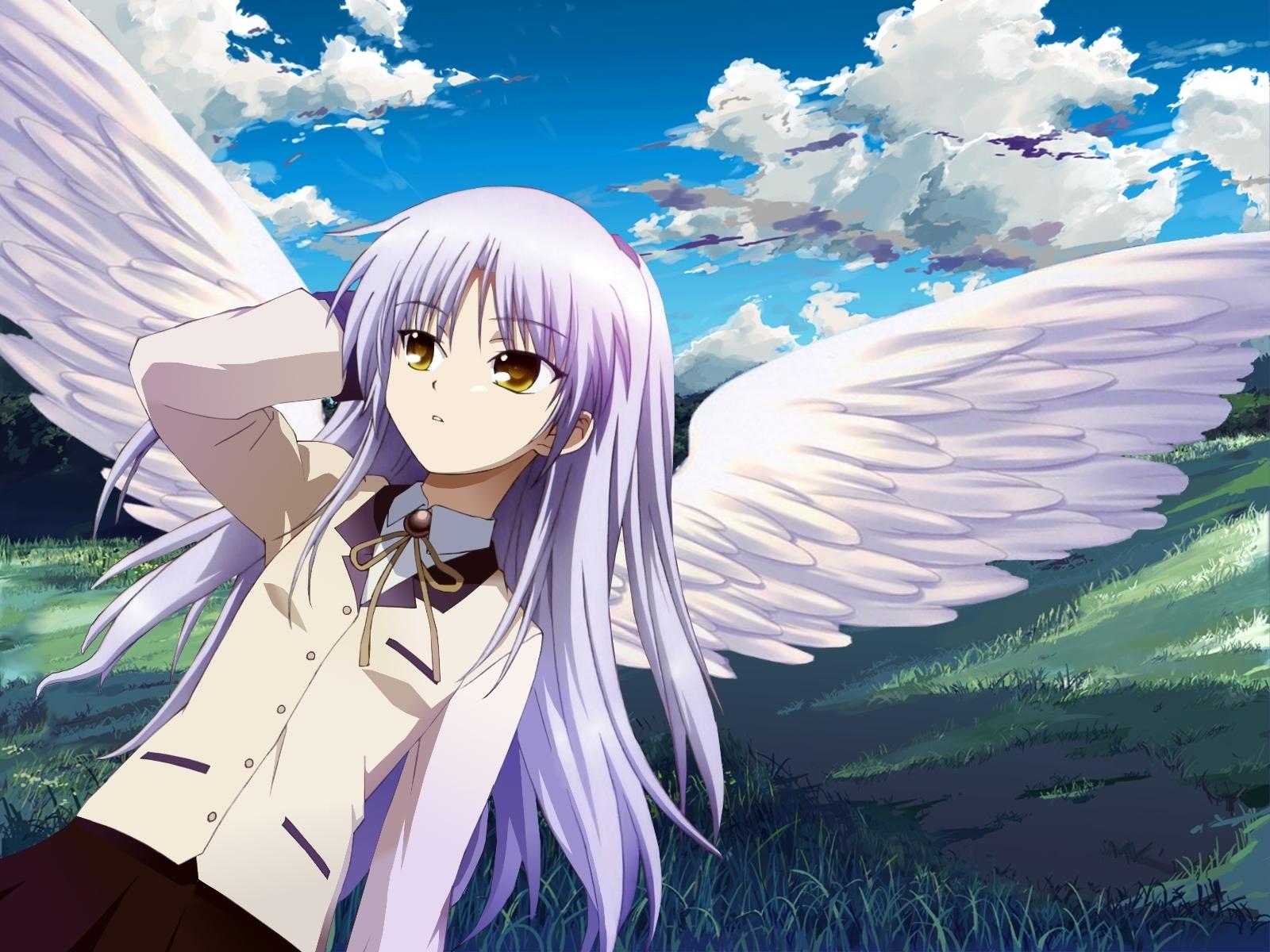 (Cover) Angel Beats! Wings-of-tenshi-angel-beats-kanade