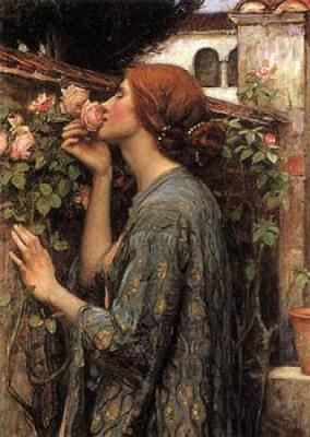 Je veux une imageee!!! John-william-waterhouse-the-soul-of-the-rose-102197