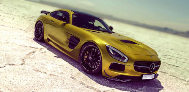 2014 - [Mercedes-AMG] GT [C190] - Page 18 1