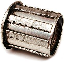 Кассеты звездочек и барабанные втулки Aluminum-body