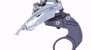 Переключатели передач многоскоростных велосипедов Fdm570e