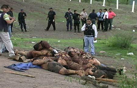 Recluta el narco en México a nueve mil niños al año, revelan Policiasasesinados