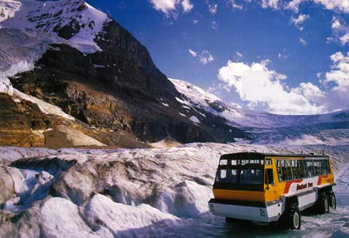 Interstellar Force Athabasca_Glacier