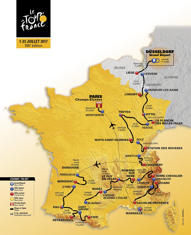 Parcours du Tour de France 2017 1cdd58c5ff567c14abd5