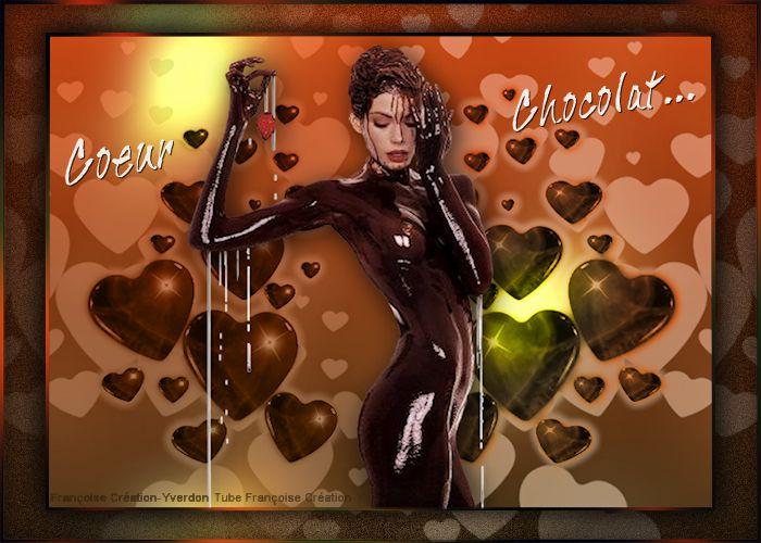 Défi Femme - Coeur Chocolat C8db811e18ee39c6bcdd