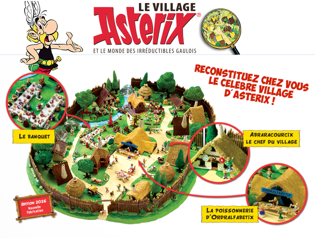 Le Village Asterix - Hachette-Collections (2016) - Page 3 E036560c2521291e007d