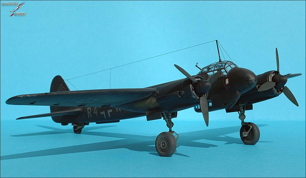 [AMT] Junkers Ju88C-6 NJG-2 Photo66
