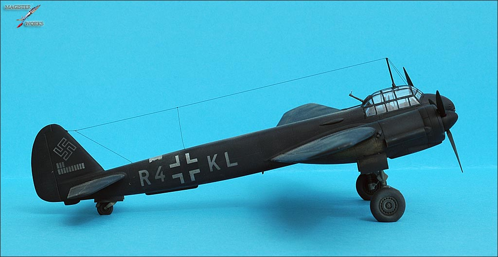 [AMT] Junkers Ju88C-6 NJG-2 Photo67