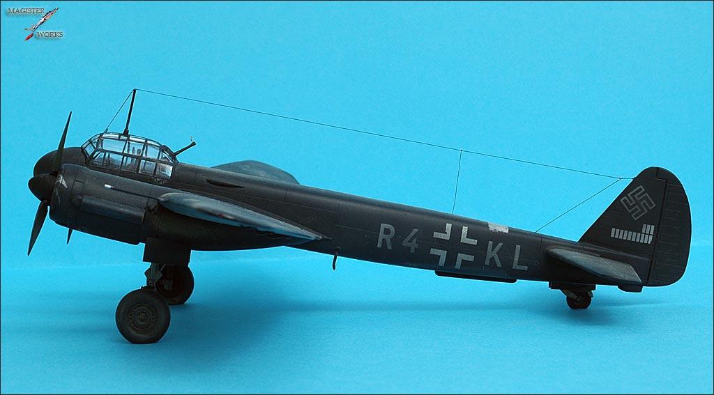 [AMT] Junkers Ju88C-6 NJG-2 Photo68