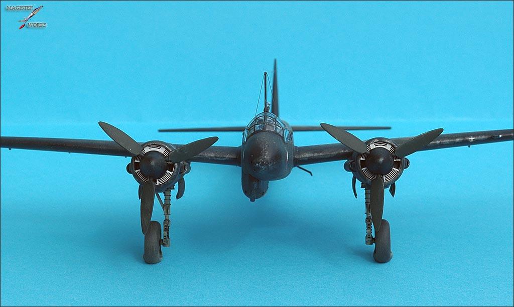 [AMT] Junkers Ju88C-6 NJG-2 Photo70