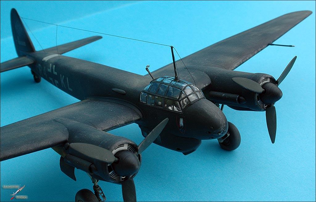 [AMT] Junkers Ju88C-6 NJG-2 Photo71