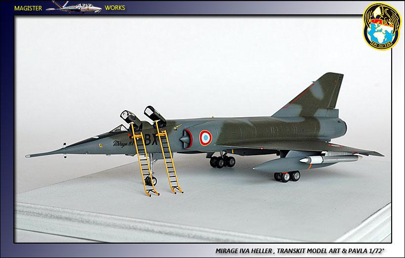 [HELLER] Mirage IVA Photo201