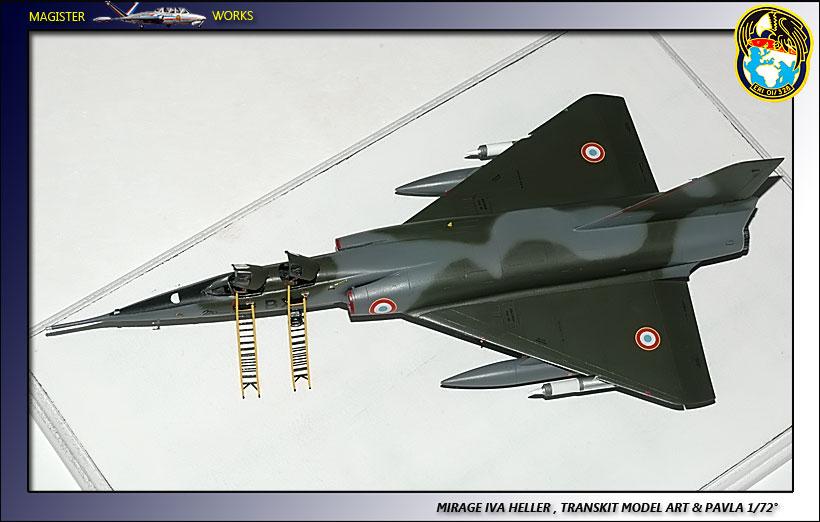 [HELLER] Mirage IVA Photo206