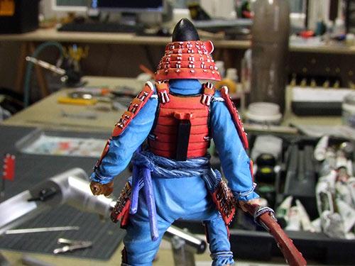 samourai Ashigaru commander 1600 - Page 2 Samourai-068
