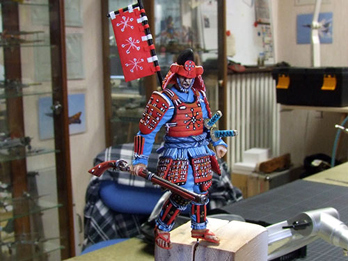 samourai Ashigaru commander 1600 - Page 2 Samourai-072