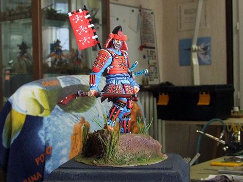 samourai Ashigaru commander 1600 - Page 2 Samourai-076
