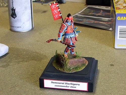 samourai Ashigaru commander 1600 - Page 2 Samourai-077