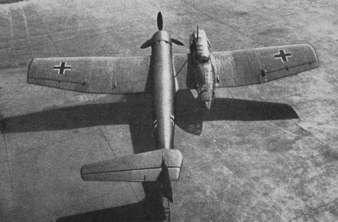 Neobicni, najljepši i najružniji avioni Bv141_2