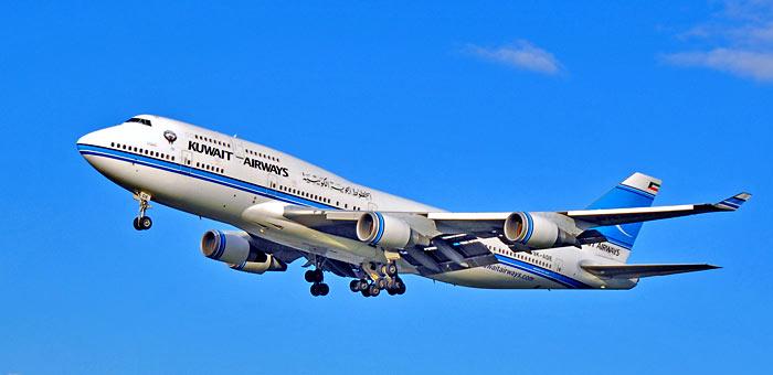 الراغبين العمل بدولـة الكويت 9k-ade-kuwait-airways-boeing-747-469m