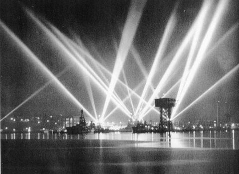 exhibicion especial Bremerton-1942