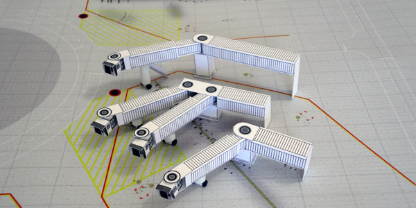 Airport Diorama Designs Model-airport-jetway-trio-v2-ADD