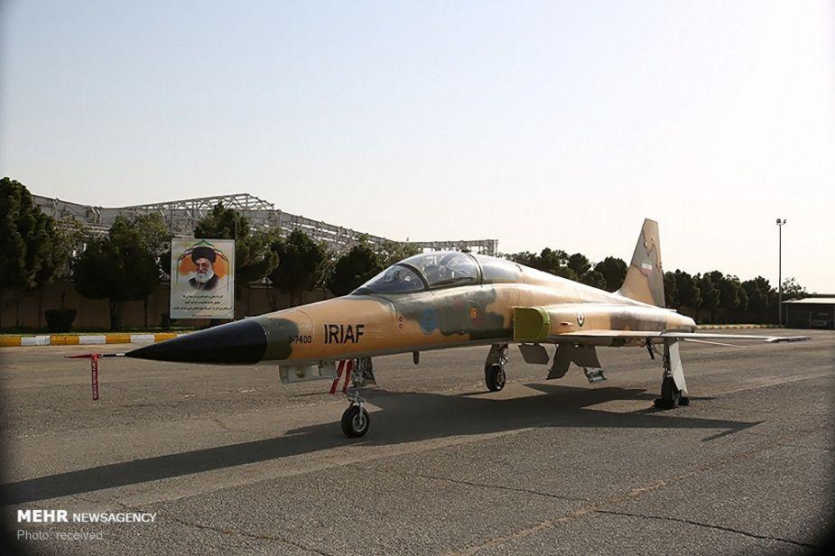 Avión Iraní de 4ta. Generación KOWSAR (basado en el F-5F.) opción para la FAM. Iranian_Air_Force_will_receive_more_new_Kosar_fighter_jets_925_001