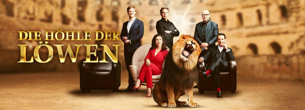 Löwenplakat zum Theater Festival San Javier  Die-hoehle-der-loewen
