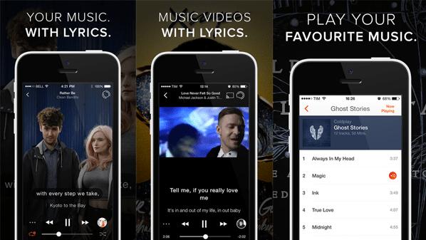 أفضل تطبيقات آيفون لهذا الأسبوع - صفحة 2 HowToMusiXmatchIOS