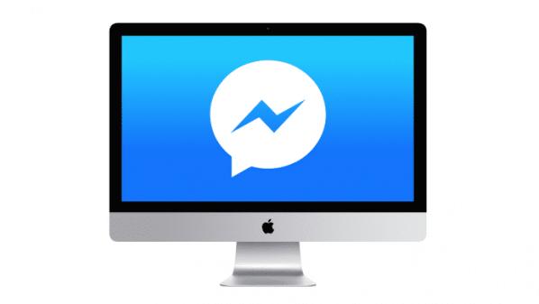 فيس بوك يعمل على تطبيق ماسنجر مخصص لأنظمة ماك Facebook-messenger-for-mac1-598x337