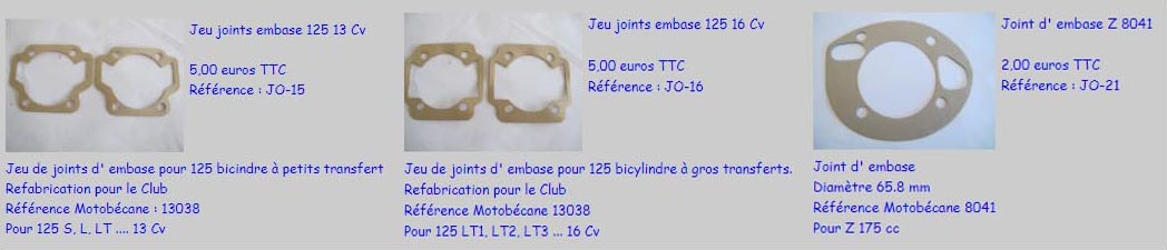 Moto LT1 125 Motobécane - Page 2 Joints-LT-1
