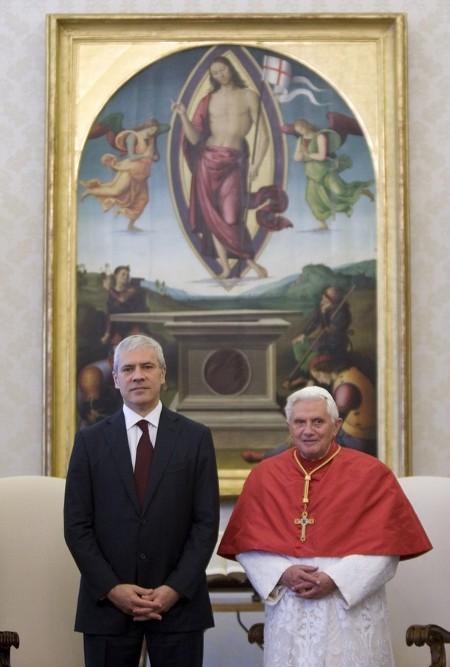 Dolazak pape u Srbiju Tadicipapa