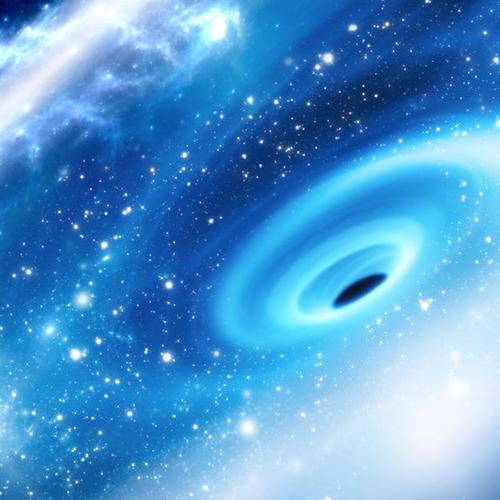 Noeud sud sur centre Galactique Centre-voie-lactee