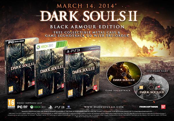 Revelada la fecha de lanzamiento y ediciones de Dark Souls 2 Preorderbonus_resize