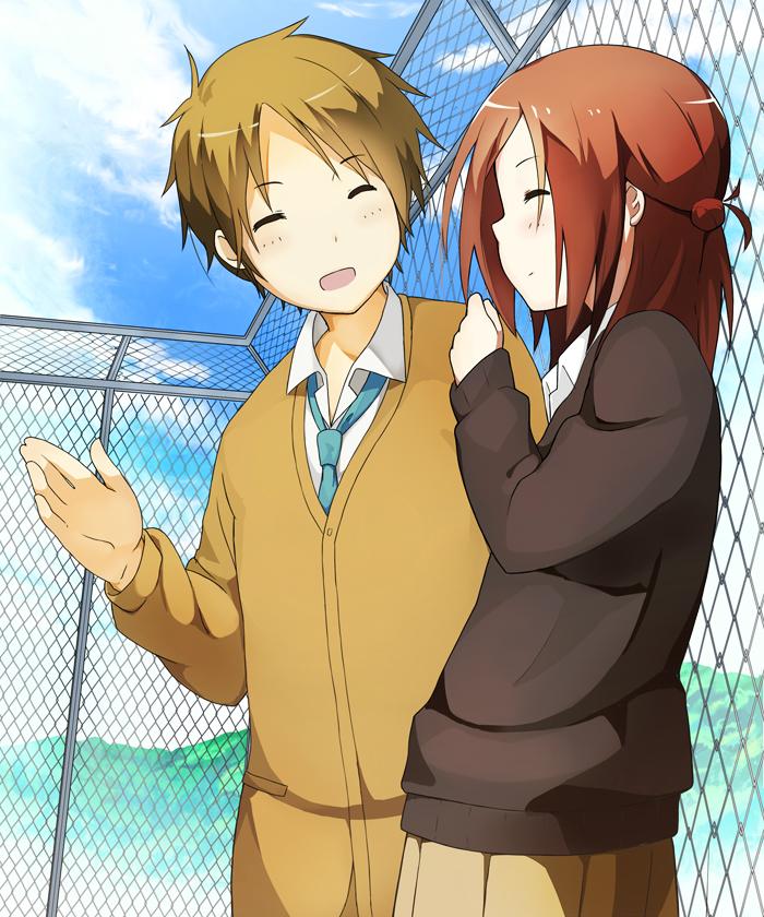 animés - Page 9 Anime-Isshuukan